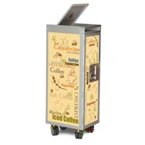 "Flugzeugtrolley ""COFFEE"""