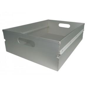 Aluminium-Schublade für Flugzeugtrolley